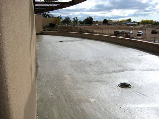 Roof Deck Products Condeck Corporation