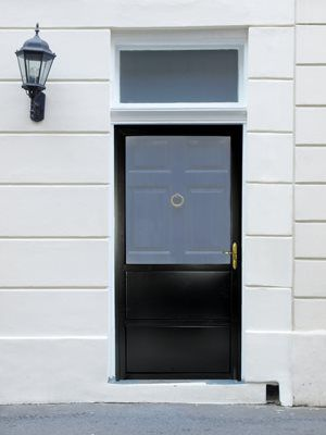 Screen Doors are designed to provide a barrier of protection to the tenant as well as for the primary door. The difference from a storm door is that they ... & HUD and Multi Unit Housing Doors - All Weather Doors