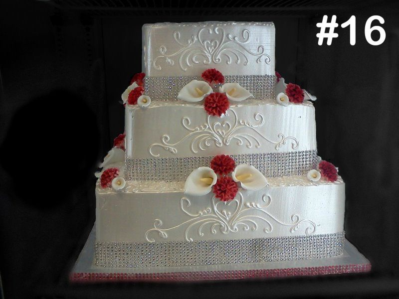 El Bolillo Wedding Cakes