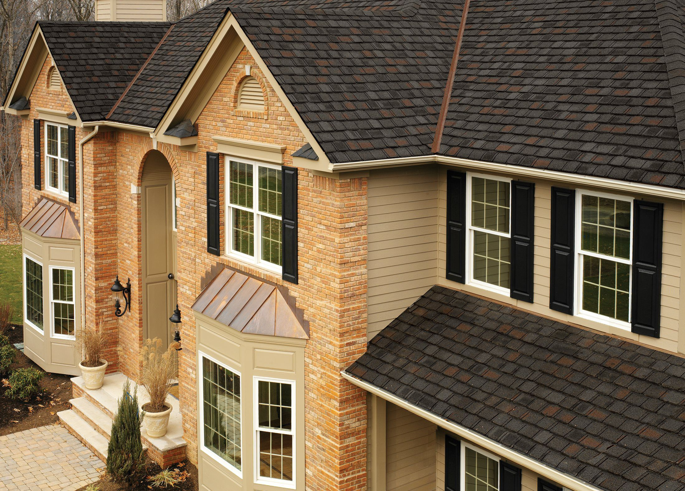 Elegant Home   Roofing Specialists   Duluth, MN | Empire Roofing